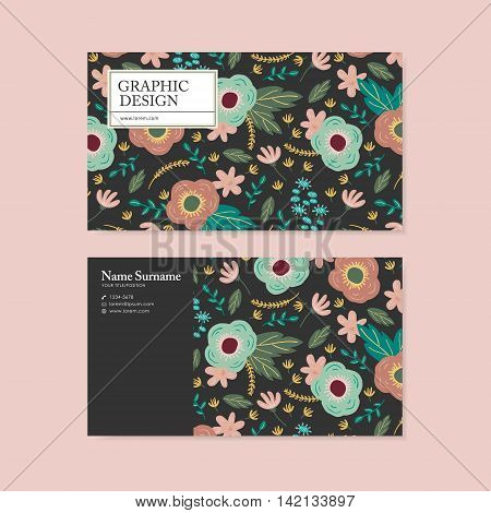 Adorable Business Card Design