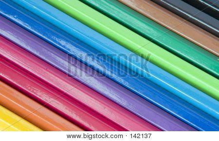 Colorful Pencils