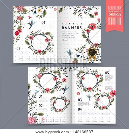 Abstract Brochure, Banner-bo0044-33