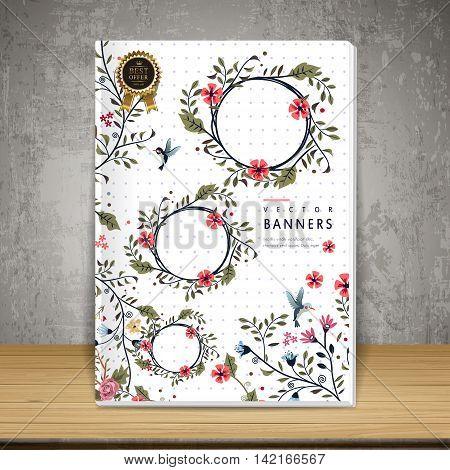 Graceful Book Cover Design