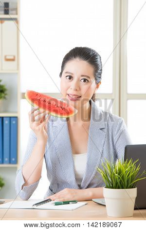 The Sweet Sensation Of Success Just Like Having Sweet Watermelon