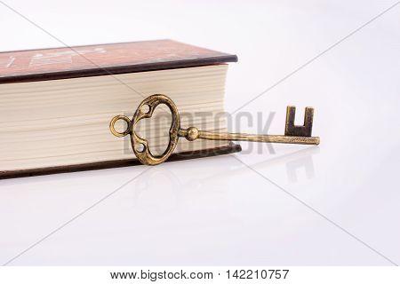 Key Near The Holy Quran