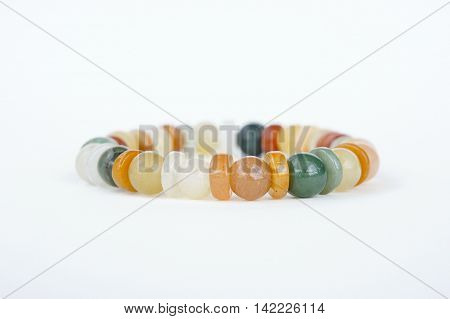 jade bracelet, Profit jade jewelry mineral stone kind of wear and is believed to dispel evil. And the prosperity of the wearer.