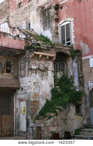 Jaffa House Ruins