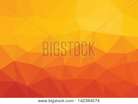 Vector Triangular Background Low Poly Gradient
