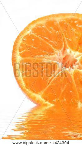 Orange On Water