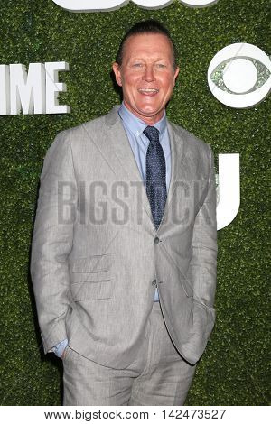 LOS ANGELES - AUG 10:  Robert Patrick at the CBS, CW, Showtime Summer 2016 TCA Party at the Pacific Design Center on August 10, 2016 in West Hollywood, CA