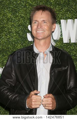 LOS ANGELES - AUG 10:  Phil Keoghan at the CBS, CW, Showtime Summer 2016 TCA Party at the Pacific Design Center on August 10, 2016 in West Hollywood, CA