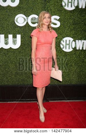 LOS ANGELES - AUG 10:  Megan Ketch at the CBS, CW, Showtime Summer 2016 TCA Party at the Pacific Design Center on August 10, 2016 in West Hollywood, CA