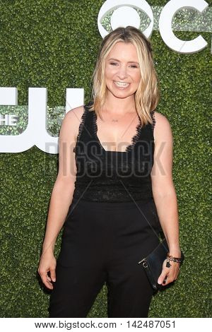 LOS ANGELES - AUG 10:  Beverley Mitchell at the CBS, CW, Showtime Summer 2016 TCA Party at the Pacific Design Center on August 10, 2016 in West Hollywood, CA