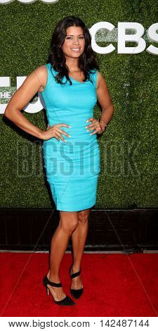 LOS ANGELES - AUG 10:  Andrea Navedo at the CBS, CW, Showtime Summer 2016 TCA Party at the Pacific Design Center on August 10, 2016 in West Hollywood, CA