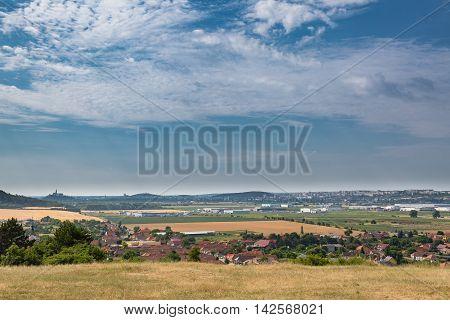 Vilage Drazovce, Slovakia