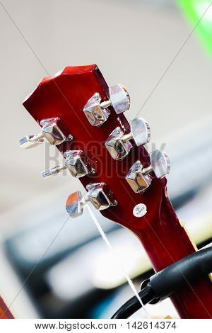Classic music guitars and classic instruments musical