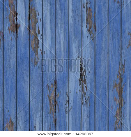 Old Peeling Cracked Wood Wall Seamless
