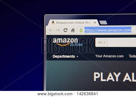Open A Browser Tab On Amazon.com - The Largest Online Trading Platform.