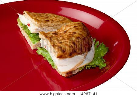 Healthy Turkey Sandwich