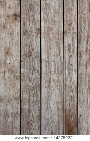 Wooden plank wall. Background texture.