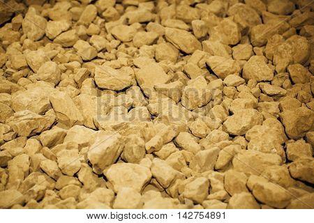 shale stones background, closeup view