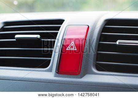 Emergency Button In A Car