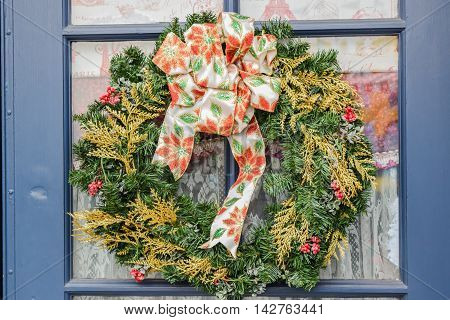 Decoration Evergreen Wreath