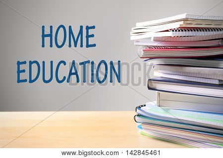 Home education concept.
