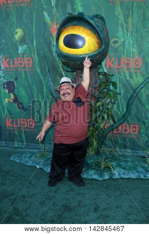 LOS ANGELES - AUG 14:  Chuy Bravo at the