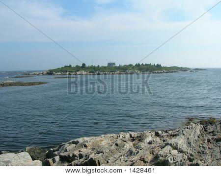 An Island Home In Maine