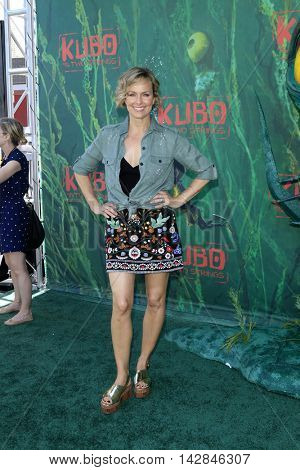 LOS ANGELES - AUG 14:  Melora Hardin at the