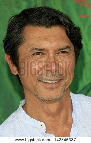LOS ANGELES - AUG 14:  Lou Diamond Phillips at the