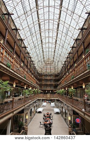 The Arcade, Cleveland