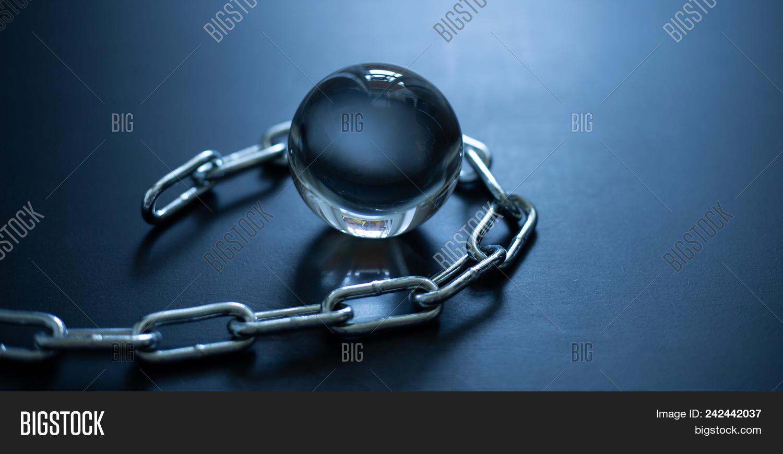 Blockchain Magic Ball Image & Photo (Free Trial) | Bigstock