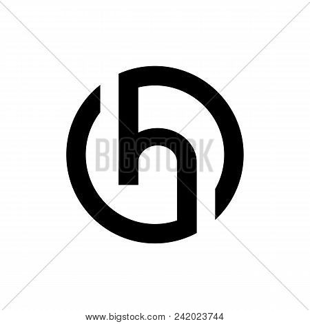 initial letter h logo vector photo free trial bigstock