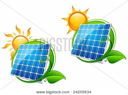 Solarenergie-panel