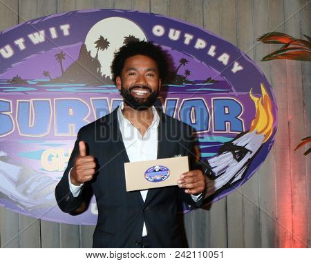 LOS ANGELES - MAY 23:  Wendell Holland, Winner at the