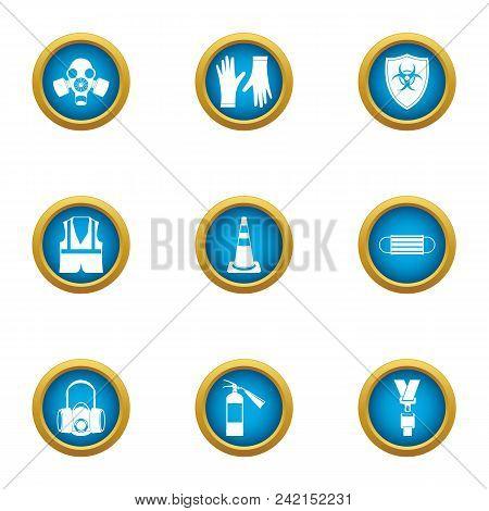Trestle Icons Set. Flat Set Of 9 Trestle Vector Icons For Web Isolated On White Background