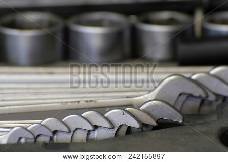 Set of the hand tools