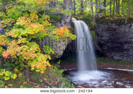 Great Lakes Water Fall