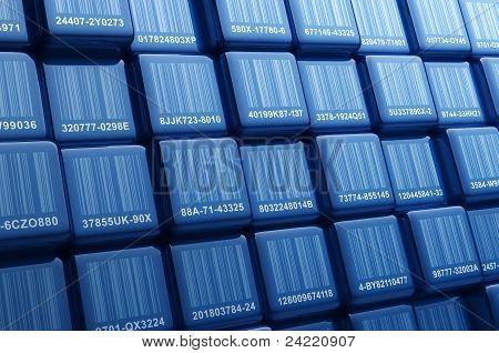 Barcode Cubes