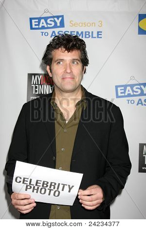 LOS ANGELES - OCT 10:  Craig Bierko arriving at the Web-series