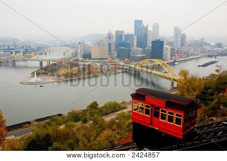 Pittsburgh From Mount Washington