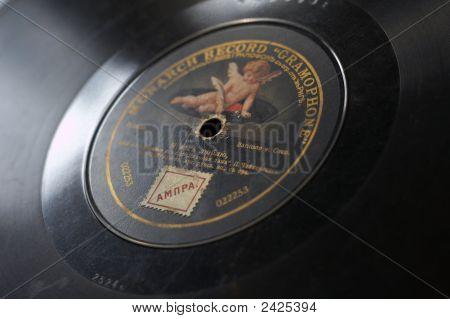 Antique Disk
