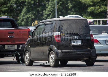 Private Honda Mini Van, Honda Zest