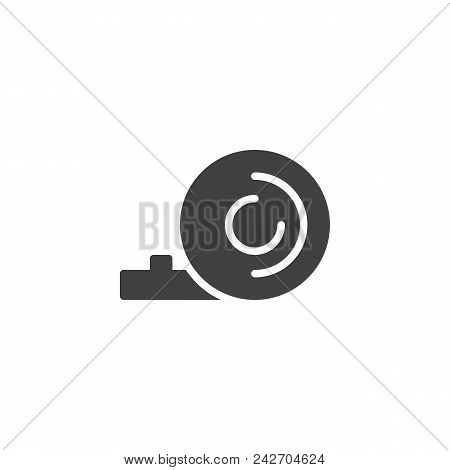 Party Blower Vector Icon. Filled Flat Sign For Mobile Concept And Web Design. Popper Whistle Simple