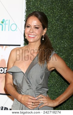 LOS ANGELES - MAY 10:  Brooke Burke at the Global Gift Foundation USA Women's Empowerment Luncheon at Yardbird on May 10, 2018 in Los Angeles, CA