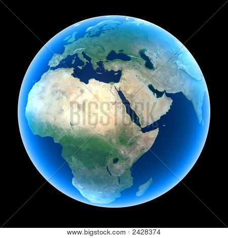 World - Europe & Africa Middle East