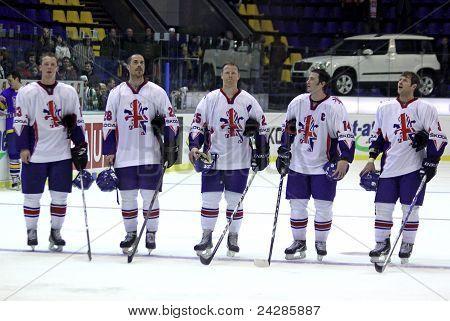 Great Britain Ice-hockey Team