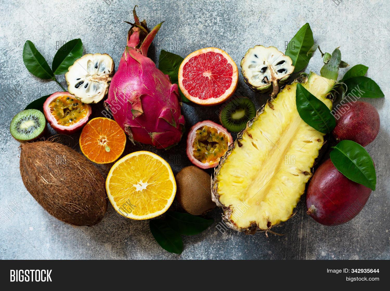 Exotic Asia Fruit Image Photo Free Trial Bigstock