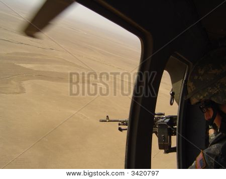 Soldier over Iraq