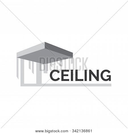 Vector Logo Of Ceilings And Stretch Ceilings