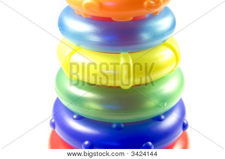 Ring Toy Tower